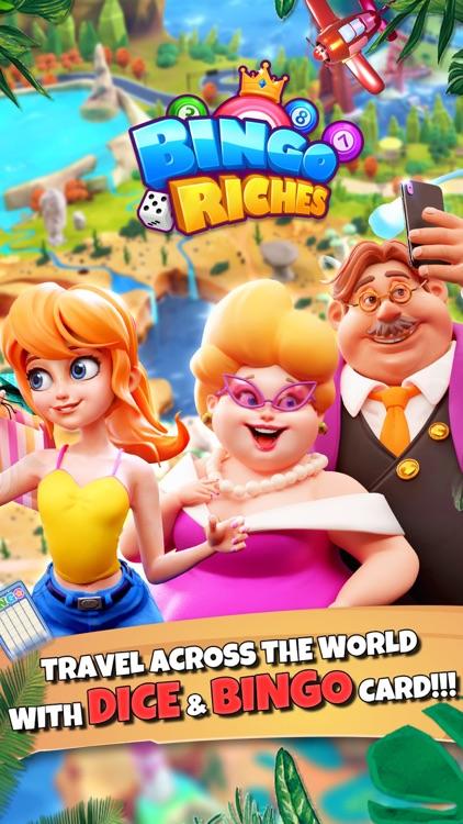 Bingo Riches - Bingo Games