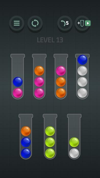 Sort Balls - Sorting Puzzle screenshot 4