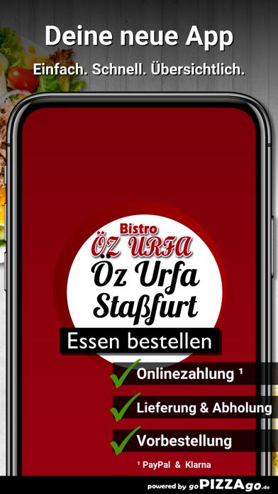 Bistro Öz Urfa Staßfurt screenshot 1