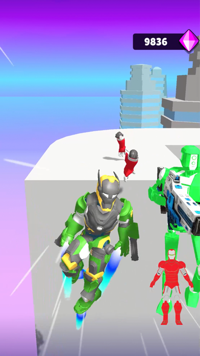 Full Metal 3D screenshot 6