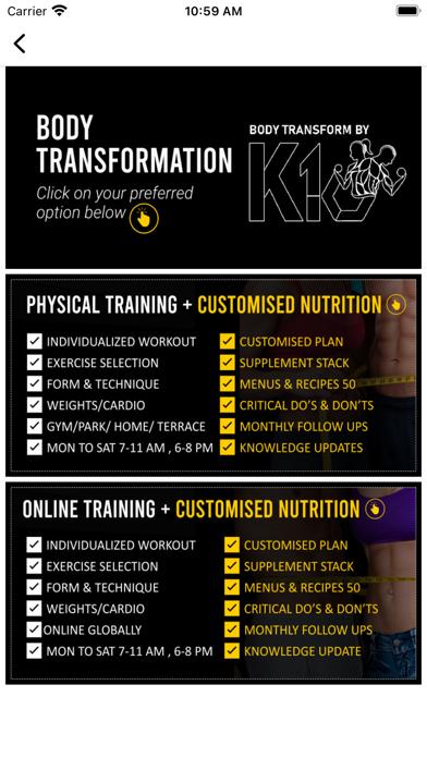 Body Transform By K10 screenshot 3