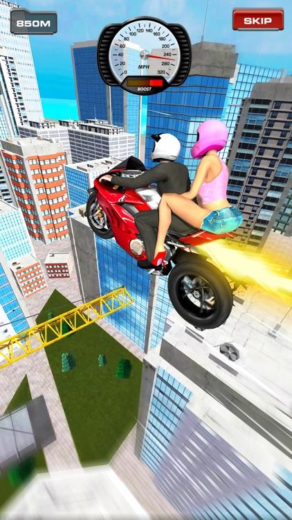Ramp Bike Jumping screenshot-4