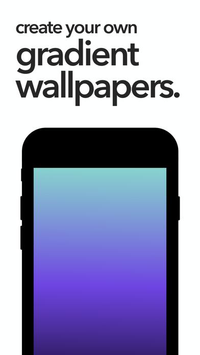 MyGradient: Wallpaper Maker screenshot 1