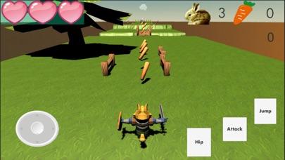 ウサギの逆襲 screenshot 2