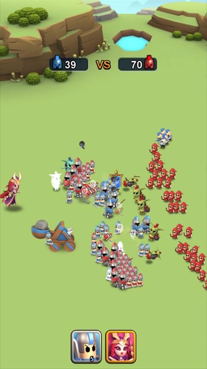 Hero Clash War