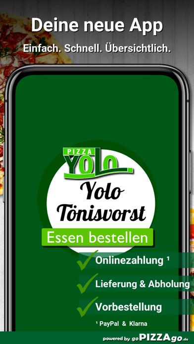 Pizza Yolo Tönisvorst screenshot 1