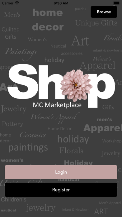 MC Marketplace Screenshot