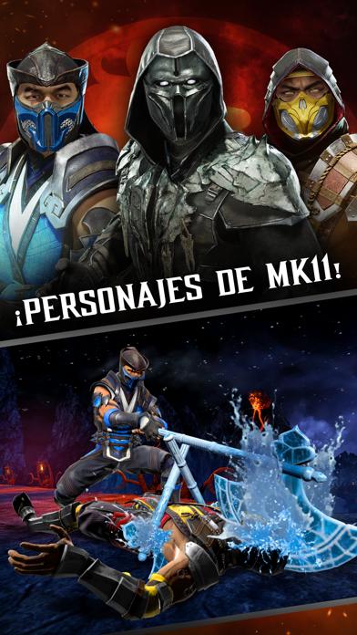 Descargar Mortal Kombat para Android