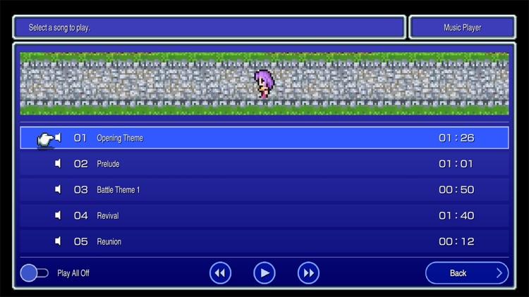 FINAL FANTASY II screenshot-8