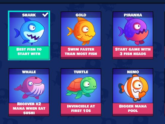 Fish.IO - Sushi Battleのおすすめ画像5