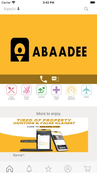 Screenshot 2 of Abadee Vouch365 App