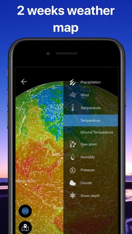 Weather & Widget - Weawow screenshot-5