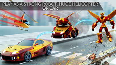 Robot Cars Simulator Games 3D紹介画像3