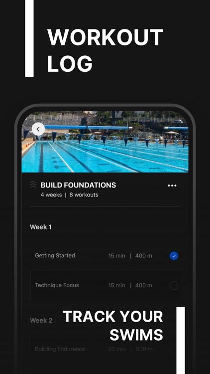 DUO Swim: Swimming Coach screenshot-4