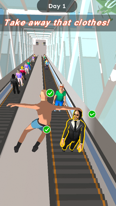 Escalator Master 3D screenshot 3