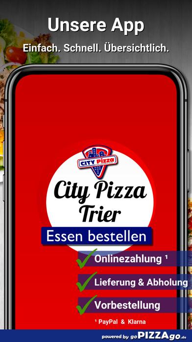 City-Pizza Trier screenshot 1