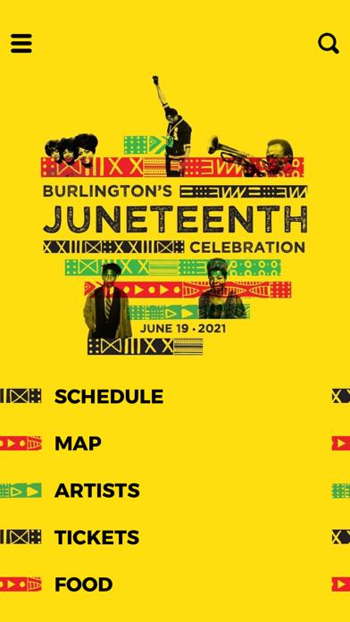 Burlington City Arts Events screenshot 2