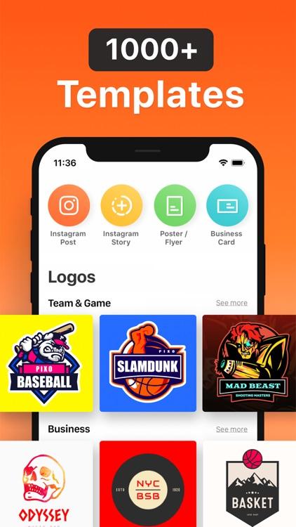 Logo Maker Shop: Creator screenshot-0