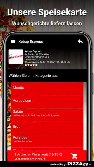 Kebap Express Haar screenshot 4