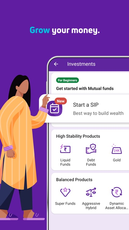 PhonePe: Recharge & Investment screenshot-8