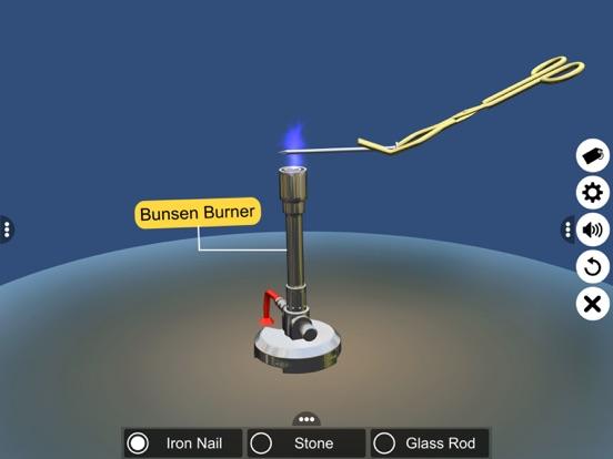 Burning of Different Materials screenshot 17