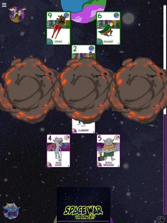 Space War in Space!! screenshot 14