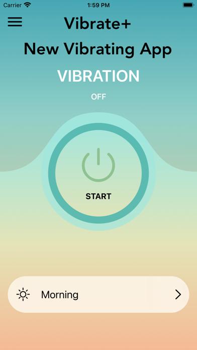 Vibrate+ screenshot 1