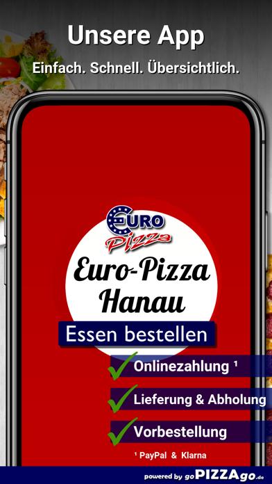 Euro Pizza Hanau screenshot 1