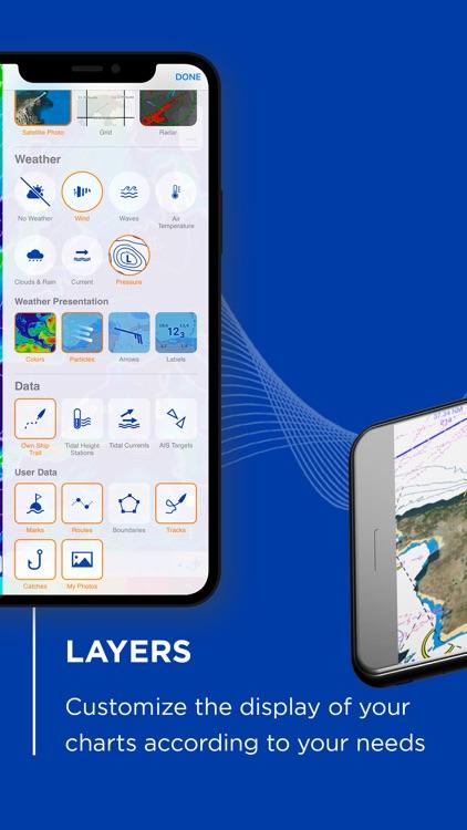 TZ iBoat – Marine Navigation screenshot-4