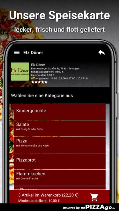 Elz Döner Teningen screenshot 4
