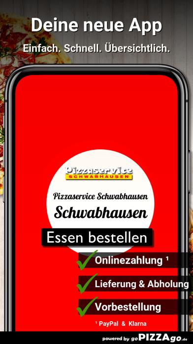 Pizzaservice Schwabhausen screenshot 1