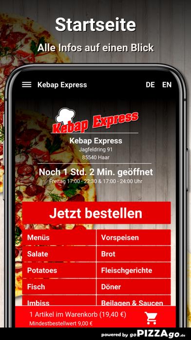 Kebap Express Haar screenshot 2