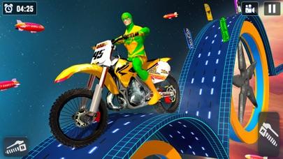 スーパーヒーローGTバイクレーシングスタント紹介画像6