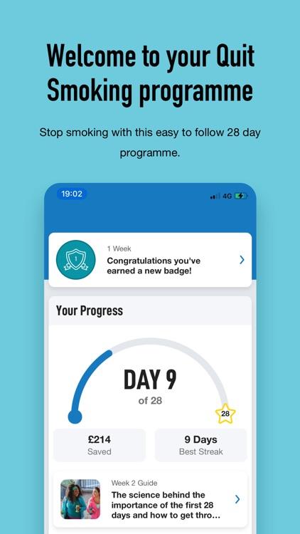 NHS Quit Smoking screenshot-3