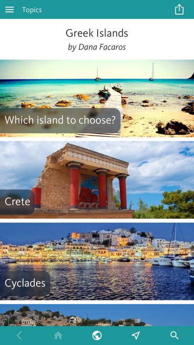 Greek Islands screenshot 1