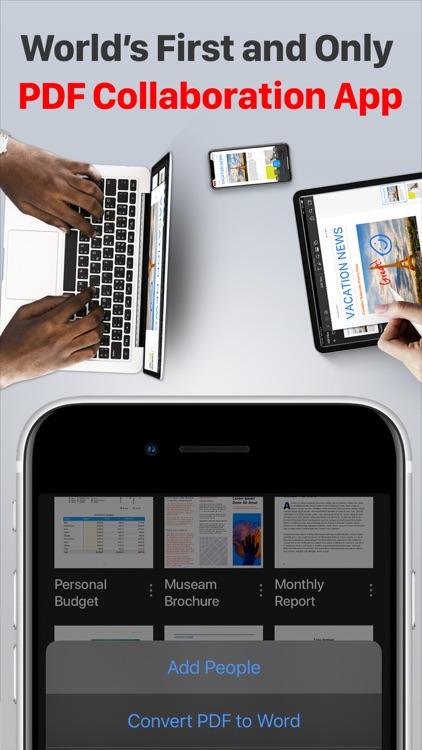PDF Office Max Acrobat Expert screenshot-8