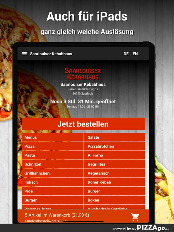 Saarlouiser Kebabhaus Saarloui screenshot 7