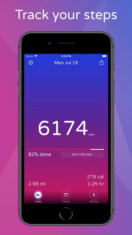 Steps - Activity Tracker