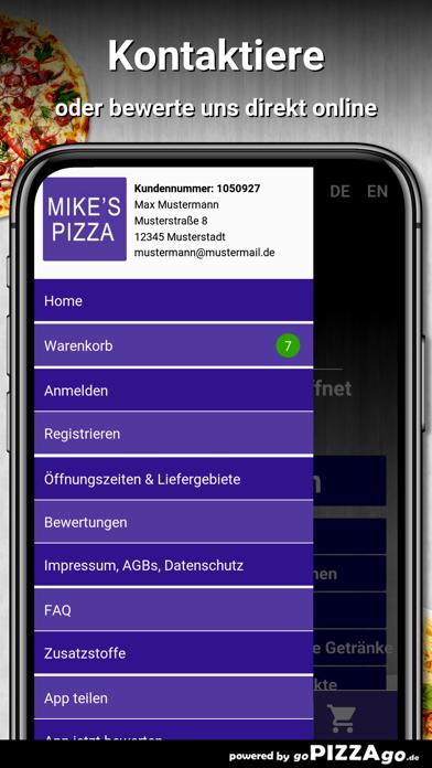 Mikes Pizza Herne Wanne screenshot 3