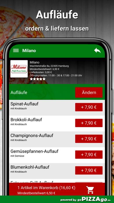 Milano Hamburg screenshot 6