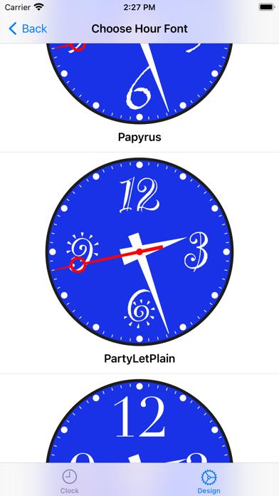 Clock Tinkerer screenshot 2