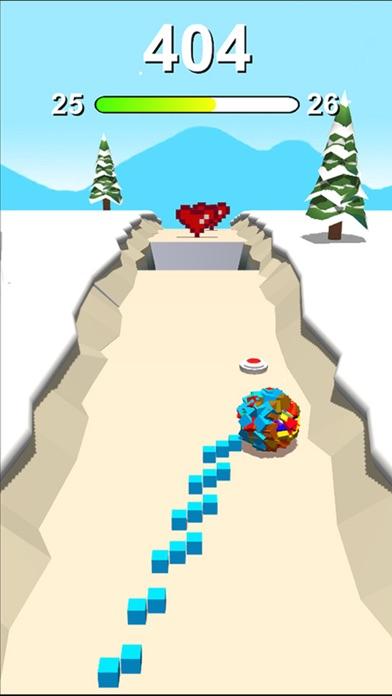 Run!Sticky BallСкриншоты 7