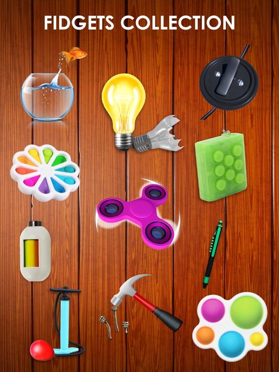 Fidget Toys 3D screenshot 12