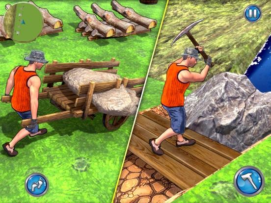 Fishing Farm Construction Sim screenshot 8