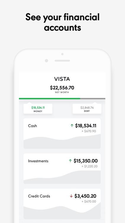 Vista: Personal Finance
