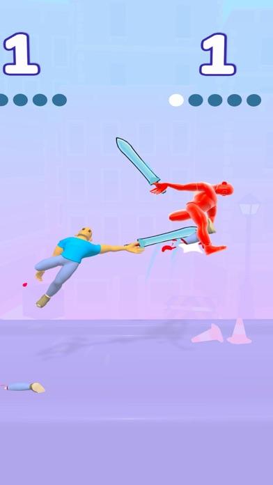 Sword Flip Duel Screenshot on iOS