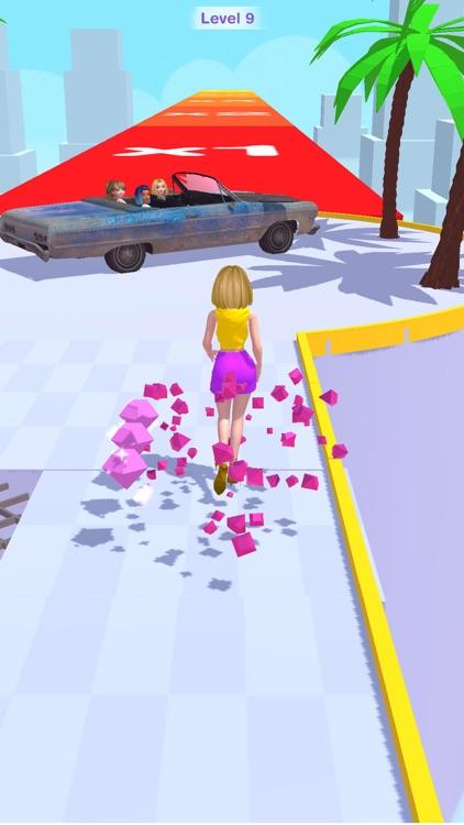 DressUp Run! screenshot-5