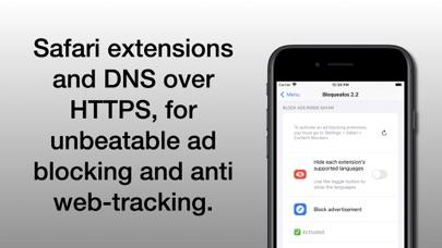 Bloquealos: Sin Anuncios DNSCaptura de pantalla de2