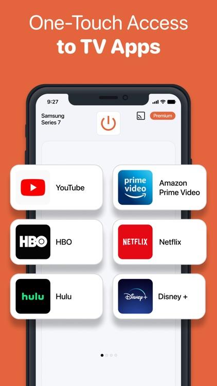 Universal Remote - TV Control screenshot-4