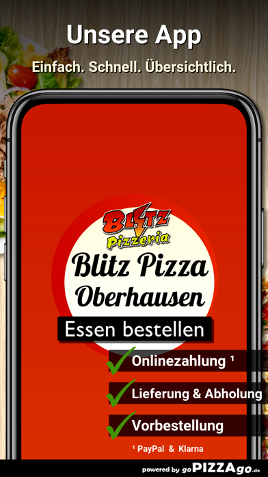 Blitz Pizzeria Oberhausen screenshot 1